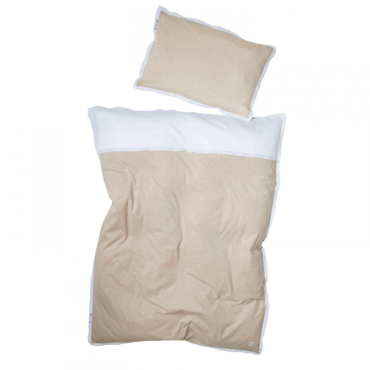 Bettwäsche Beige Spitze Aus 100% Baumwolle Hochwertige Qualität von Bettwäsche Mit Spitze Photo