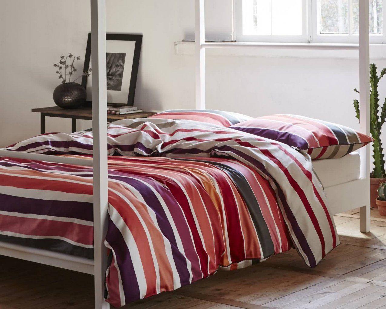 Bettwasche Bettwäsche Esprit Reduziert My Blog Bettwasche Iva Red von Elegante Bettwäsche Reduziert Photo
