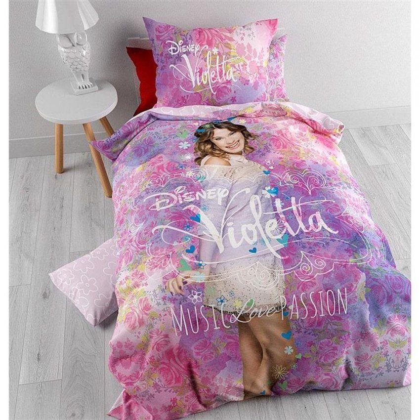 Bettwäsche Disney Violetta Aus Großhandel Und Import  Mí Violetta von Bettwäsche Von Violetta Bild