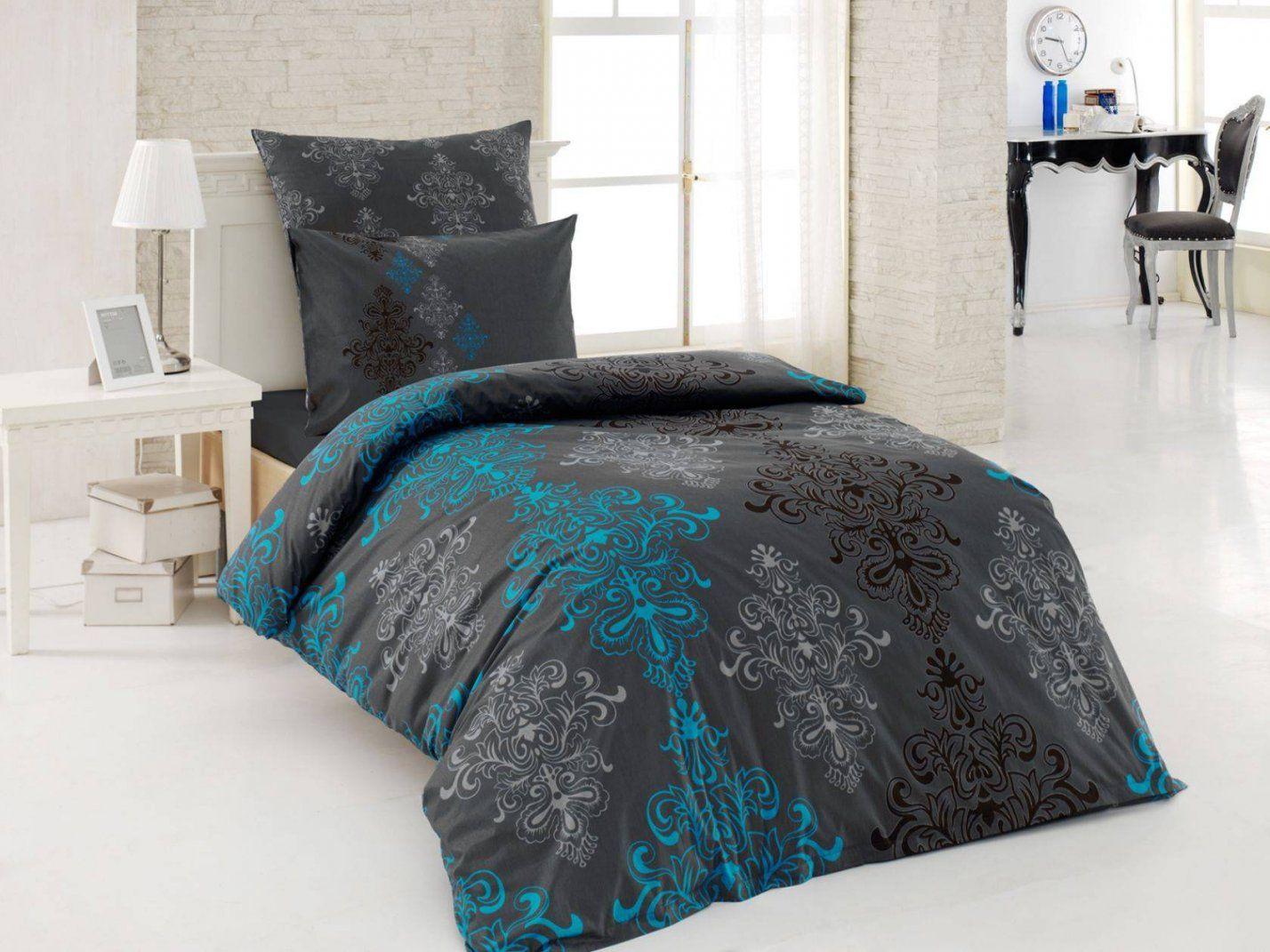 Bettwasche Dreamtex Seersucker Baumwoll Bettwäsche 155 X 220 Cm Von von Norma Bettwäsche 155X220 Photo