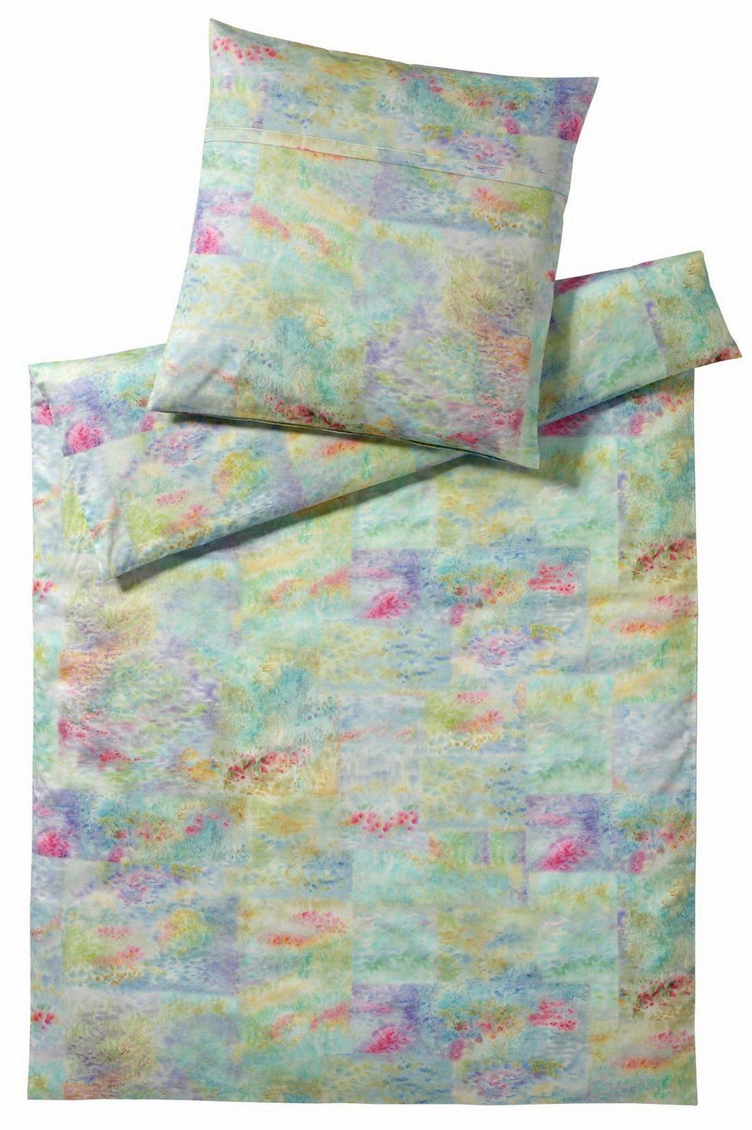 Bettwäsche Elegante Monet Mit Buntem Muster Auf Raten  Baur von Bettwäsche Elegante Reduziert Bild