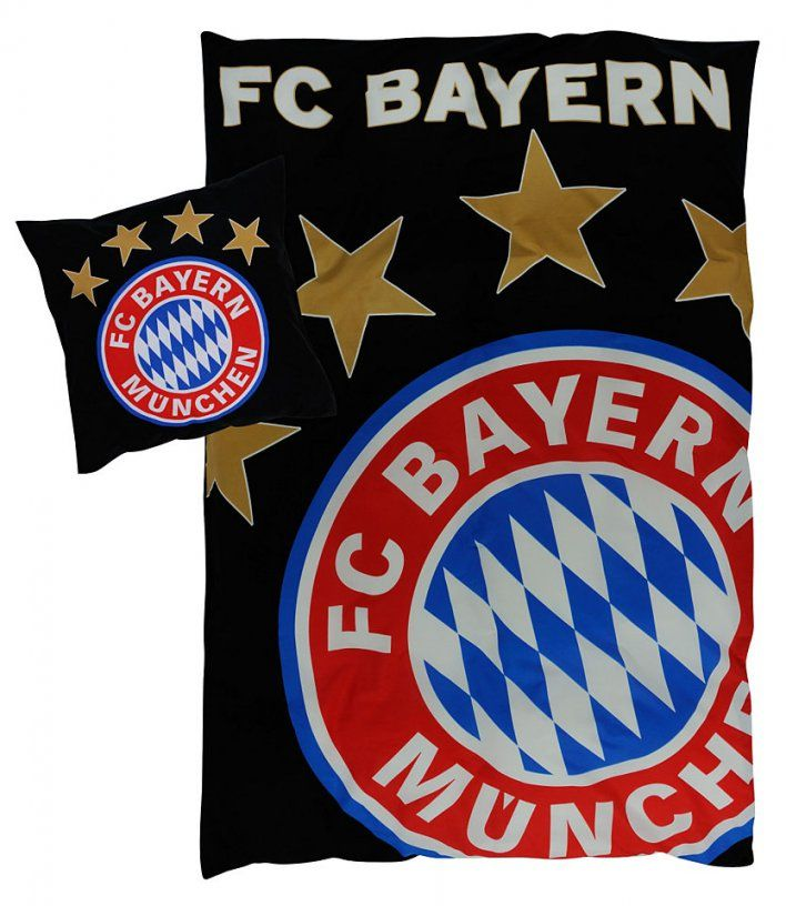 Bettwäsche Fc Bayern München Glow Floureszierend Kaufen Bei Otto von Otto Katalog Bettwäsche Bild