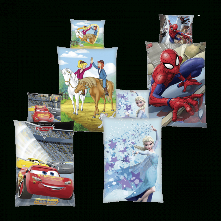 Bettwäsche Für Kinder 135200 Cm Aldi Nord Von Spiderman Bettwäsche