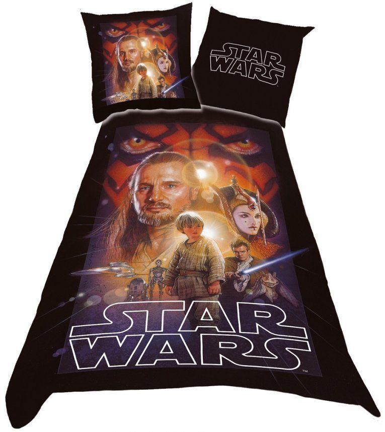 Bettwäsche Für Kinder Auswahlangebot 135X200 Cm Linon Cars Star Wars von Star Wars Bettwäsche Leuchtend Photo