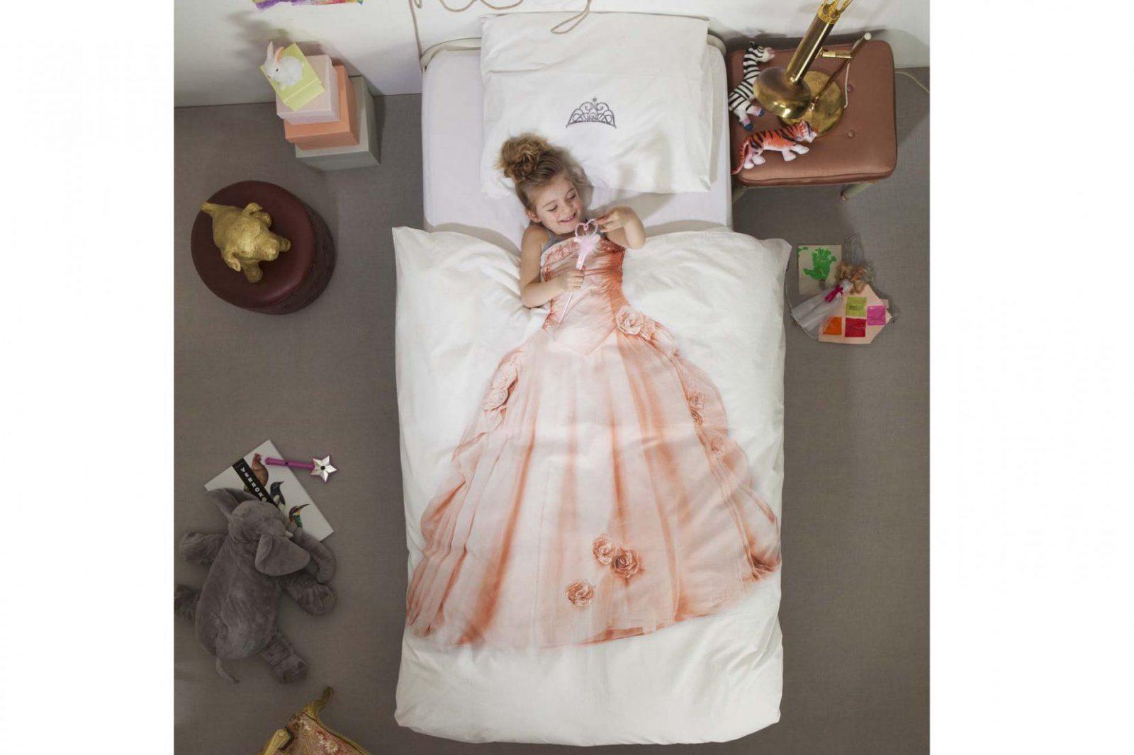 Bettwäsche Für Mädchen  Dorma Vita von Bettwäsche Prinzessin Kleid Bild