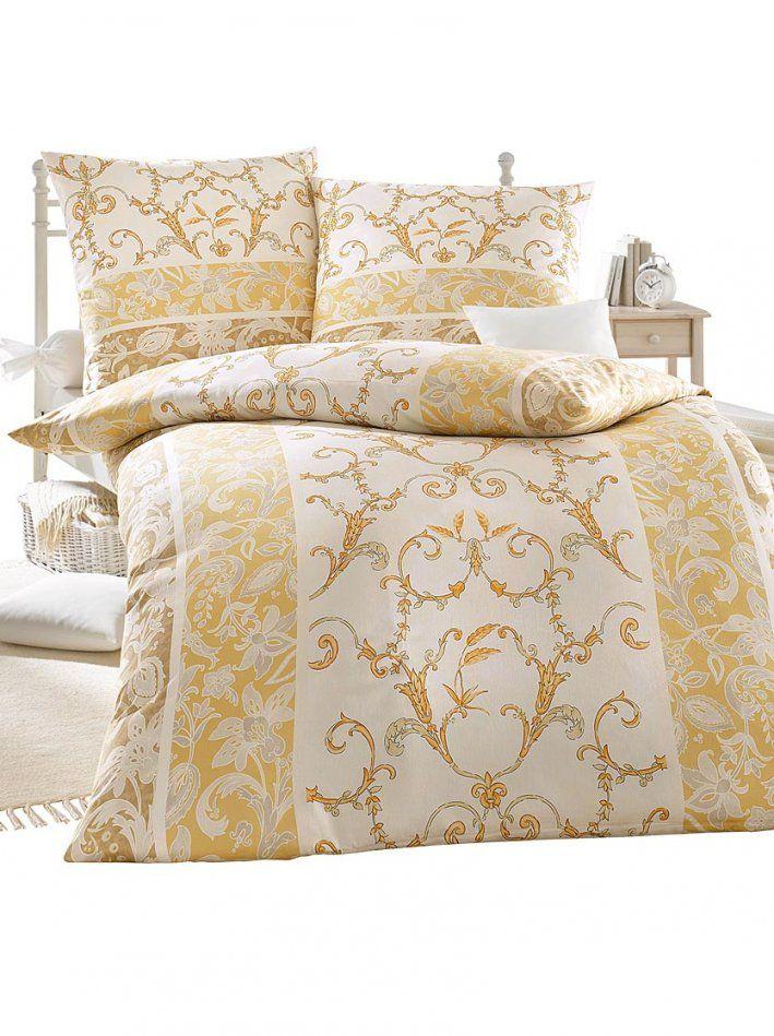 Bettwäsche In Naturgoldfarben Online Kaufen  Witt Weiden – 366180009 von Bettwäsche Auf Rechnung Bestellen Photo