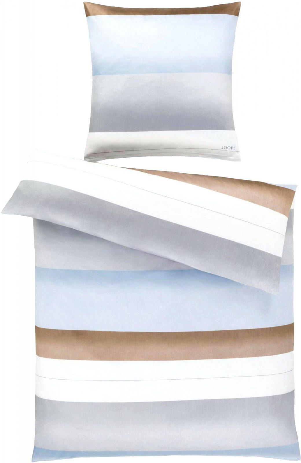 Bettwasche Joop Bildquellebettwasche Apuritya Mit Streifen 155×220 von Joop Bettwäsche 155X220 Reduziert Bild