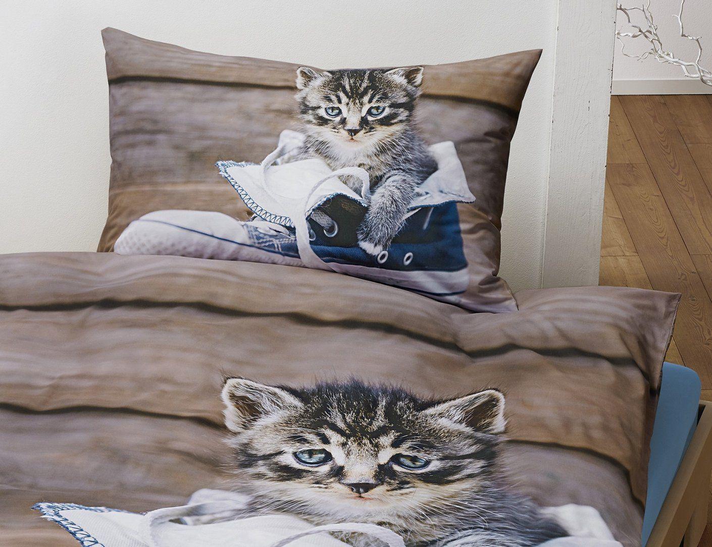 Bettwäsche Katzenmotiv Fotodruck  Conferentieproeftuinen von Bettwäsche Katzenmotiv Fotodruck Photo