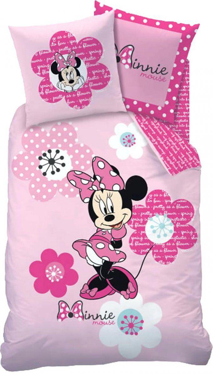 Bettwasche Minnie Mouse Updated Minni Maus 200×200 100×135 Mickey von Minni Maus Bettwäsche 100X135 Bild