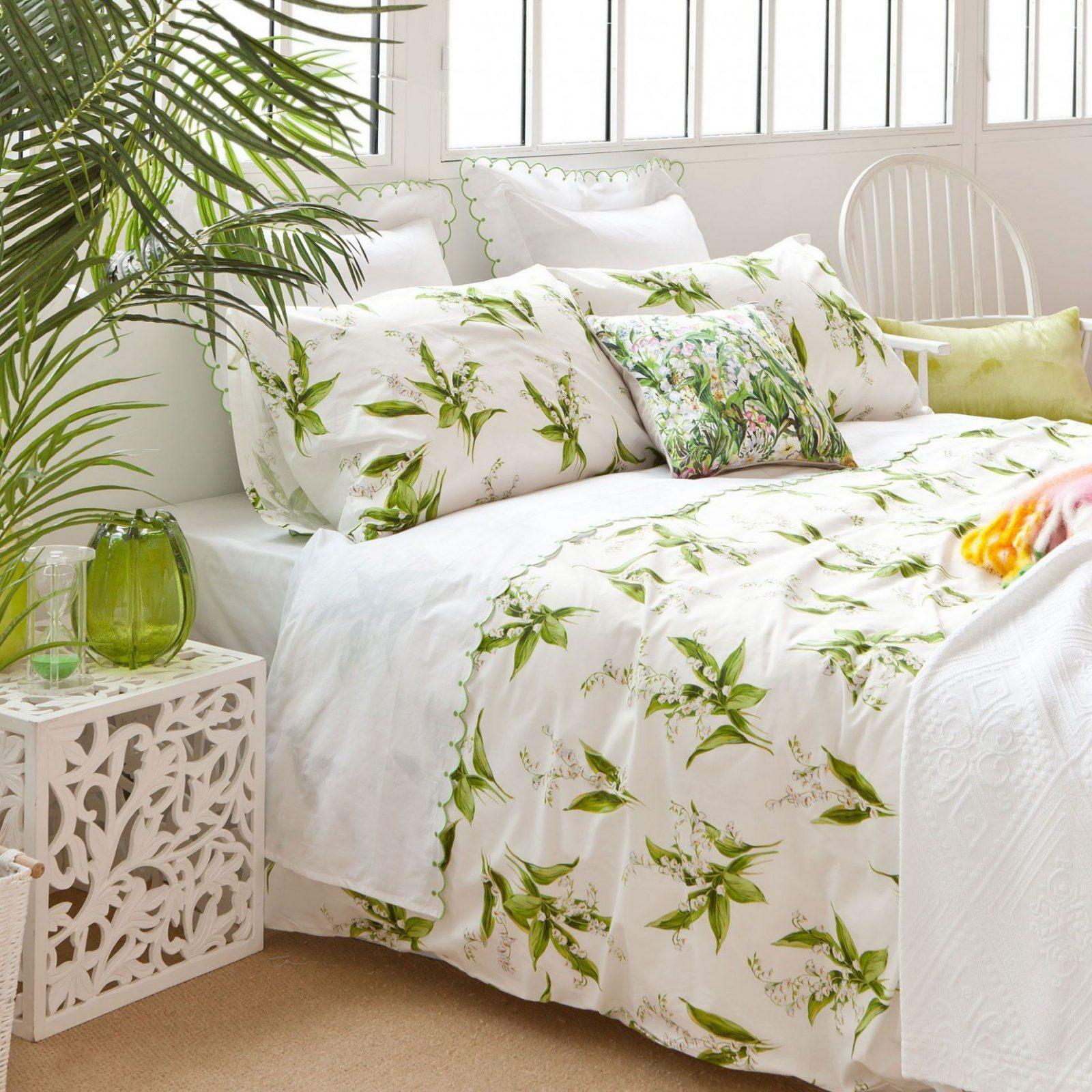 Bettwäsche Mit Blumenprint  Bettwäsche  Schlafen  Zara Home von Home Ideas Bettwäsche Photo