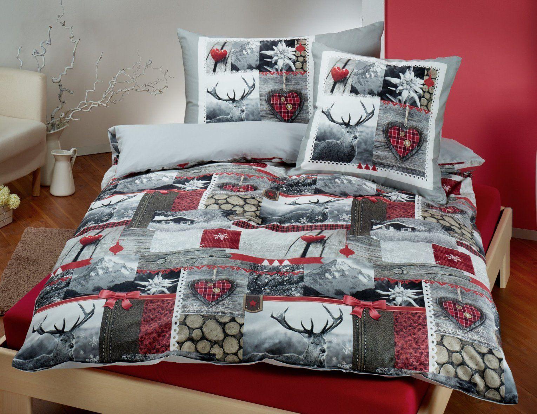 Bettwäsche Mit Wintermotiv Bestellen  Bettwaeschech von Bettwäsche Mit Wintermotiv Bild
