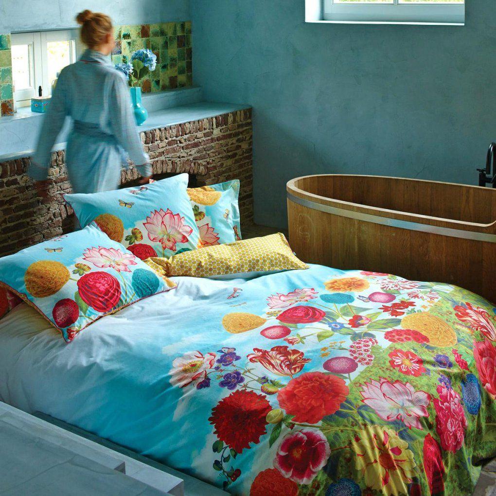Bettwasche Pip Studio Wild Flowerland Biber 200×200 Bettwaesche von Pip Bettwäsche 200X200 Bild