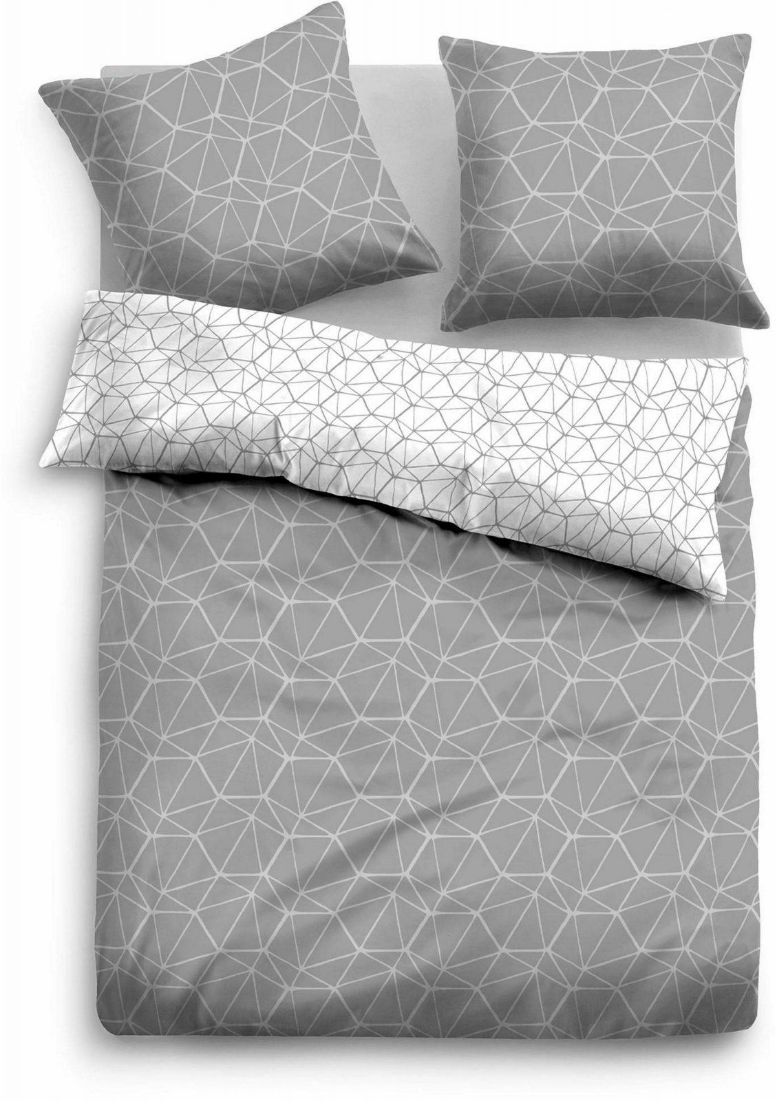 Bettwäsche Tom Tailor Alina Mit Muster Aus Feinen Linien Kaufen von Tom Tailor Bettwäsche 135X200 Bild