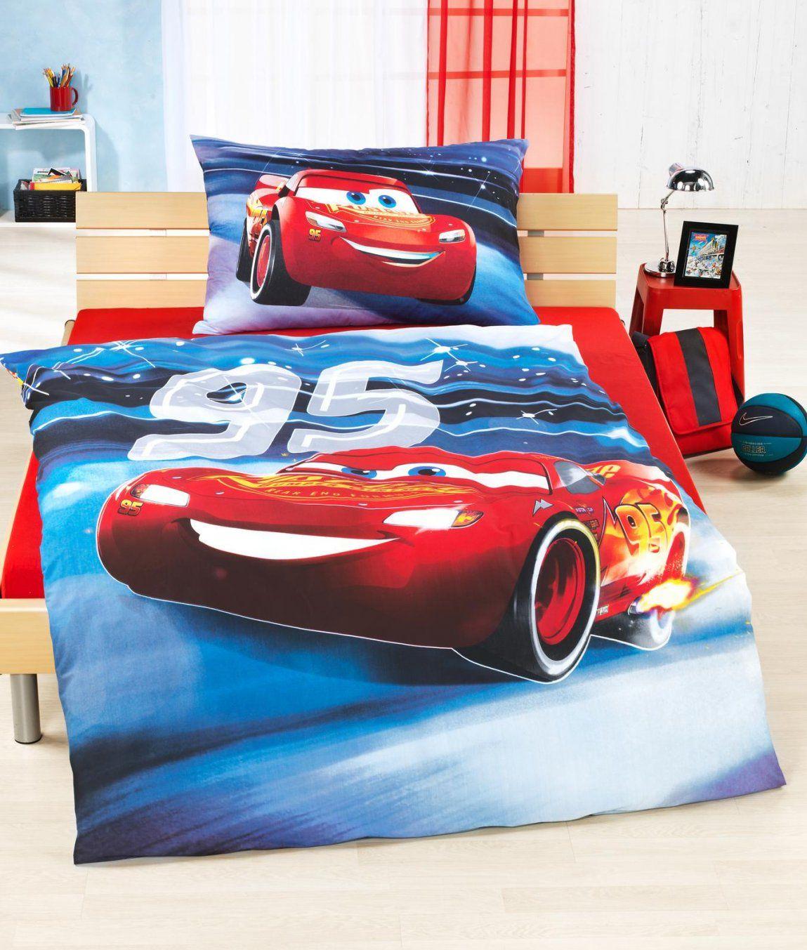 Bettwäsche Walt Disney Cars  Conferentieproeftuinen von Disney Cars Bettwäsche Bild