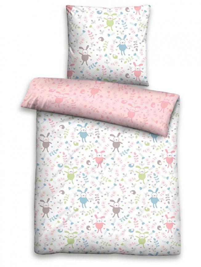 Bettwäsche Zum Wohlfühlen Günstig Online Kaufenbettwäsche Zum von Kinderbettwäsche Biber 100X135 Bild