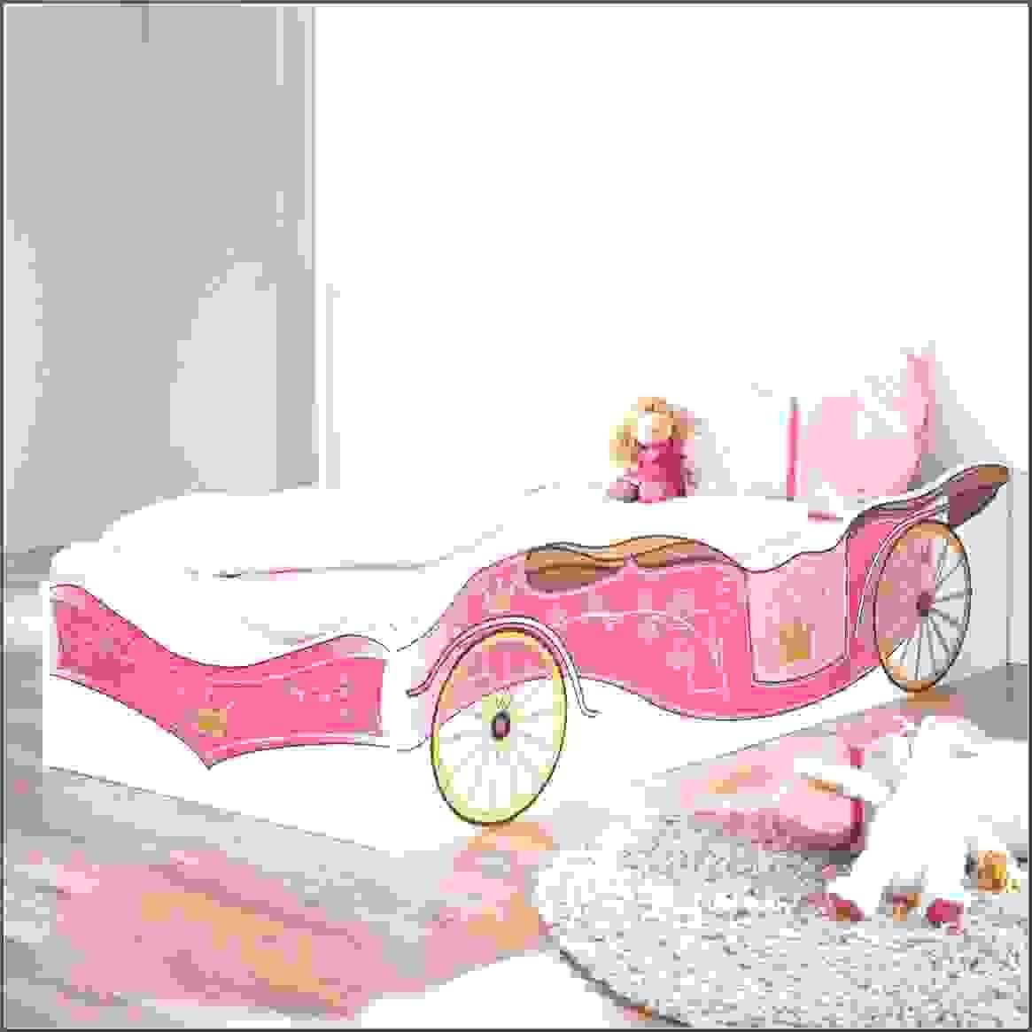 Bezaubernde Ideen Prinzessin Bett Kutsche Und Bemerkenswerte Von von Prinzessin Bett Selber Bauen Bild