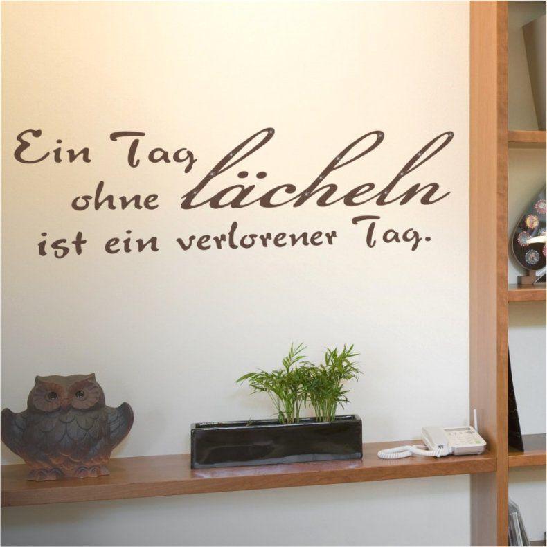 Bezaubernde Inspiration Wandtattoo Sprüche Selbst Gestalten Und von Sprüche Für Die Wand Selbst Gestalten Photo