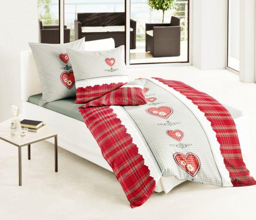 Biber Bettwasche Rot  Angebote Auf Waterige von Biber Bettwäsche Rot Kariert Photo