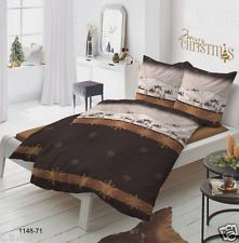 Biber Bettwäsche Weihnachtsmotiv  Archzine von Biber Bettwäsche Weihnachtsmotiv Photo