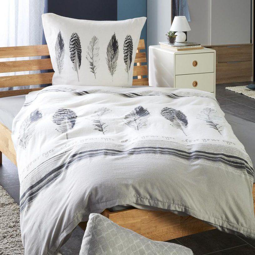Biberbettwäsche Federn (155X220)  Dänisches Bettenlager von Bettwäsche Mit Federn Motiv Photo