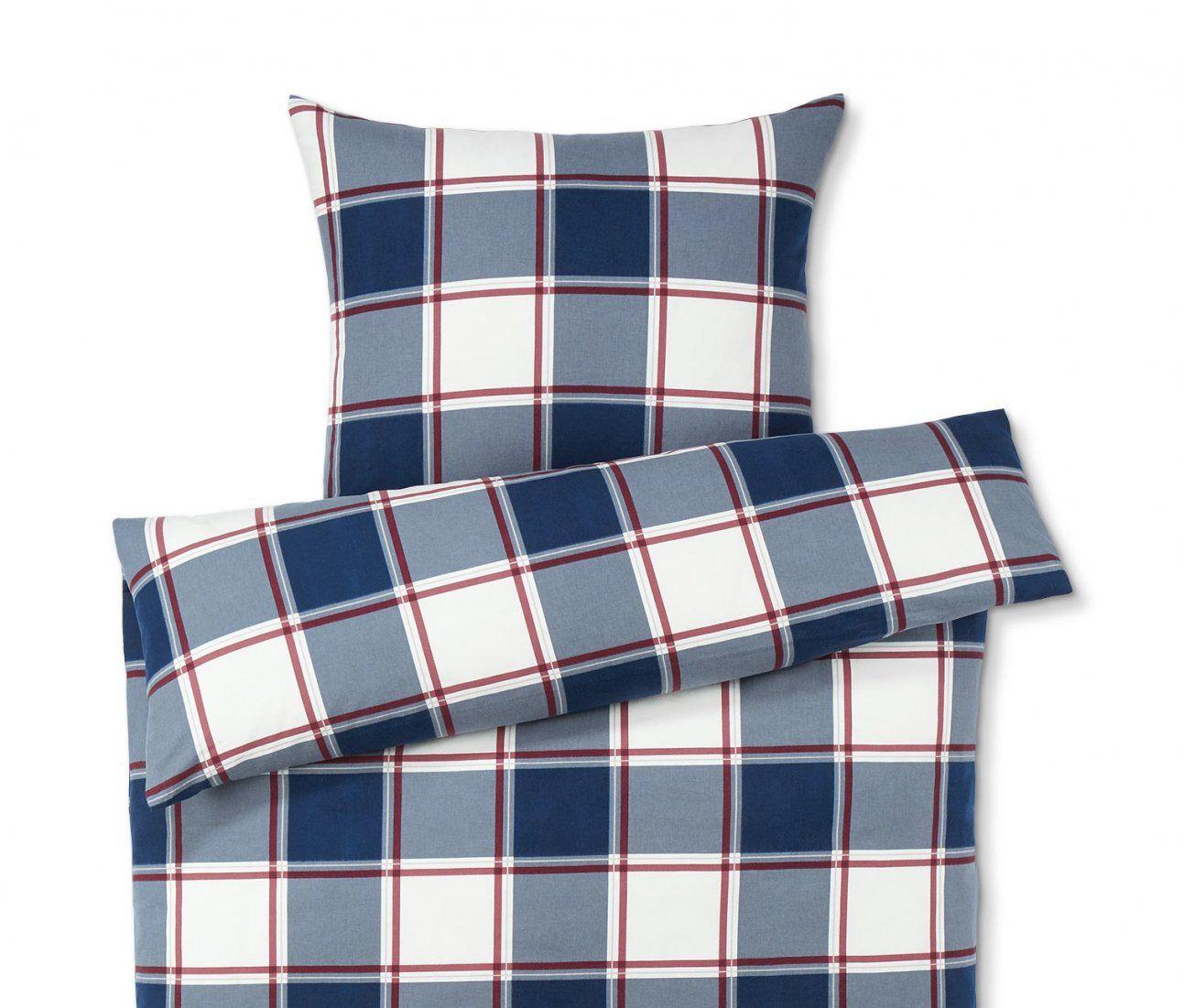 Biberbettwäsche Übergröße Online Bestellen Bei Tchibo 332108 von Bettwäsche 155X220 Tchibo Bild