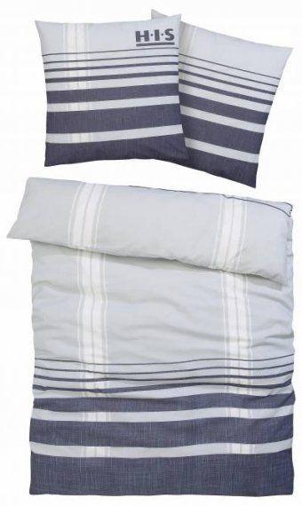 Biberbettwäsche Und Andere Bettwäsche Von His Online Kaufen Bei von His Bettwäsche 155X220 Bild