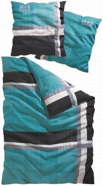 Biberbettwäsche Und Andere Bettwäsche Von His Online Kaufen Bei von His Bettwäsche Grün Bild
