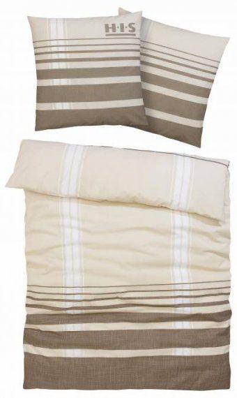 Biberbettwäsche Und Weitere Bettwäsche Günstig Online Kaufen Bei von His Bettwäsche 135X200 Bild