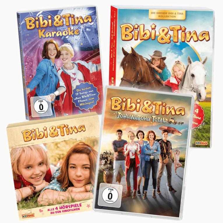 Bibi & Tina  Serien von Bibi Und Tina Bettwäsche Zum Film Photo