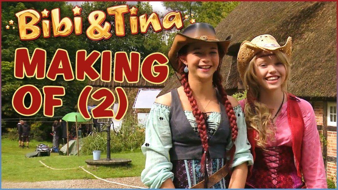 Bibi & Tina  Voll Verhext  Making Of  Youtube von Bibi Und Tina Bettwäsche Zum Film Bild