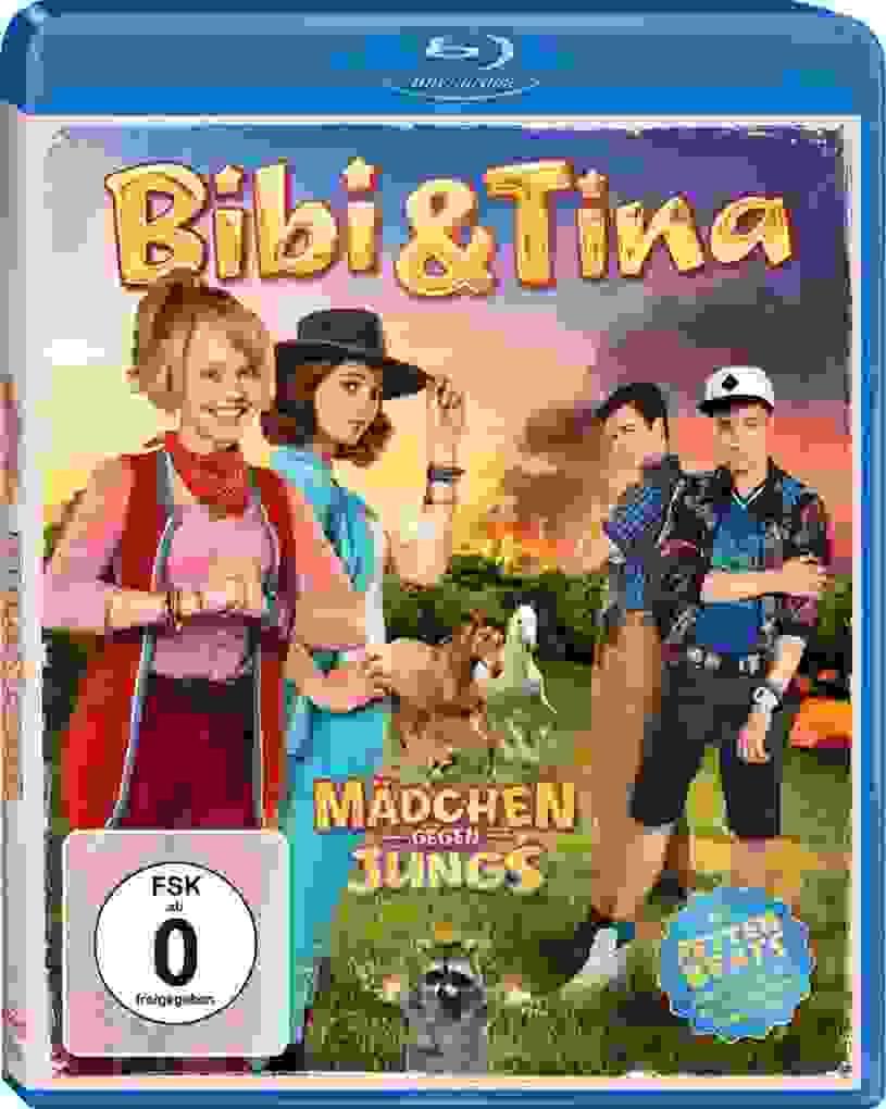 Bibi Und Tina Video  Bibi & Tina  Mädchen Gegen Jungs von Bibi Und Tina Bettwäsche Zum Film Bild