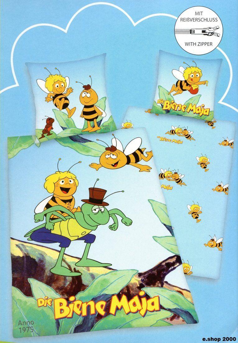 Biene Maja Bettwäsche Fesselnd Auf Kreative Deko Ideen Plus Die Mit von Biene Maja Bettwäsche Bild
