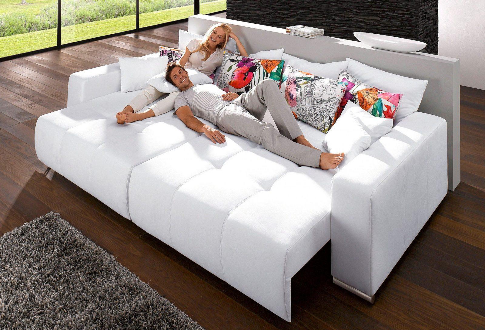 Big Sofa Mit Bettfunktion  Möbel Ideen 2018 von Big Sofa Mit Schlaffunktion Und Bettkasten Bild