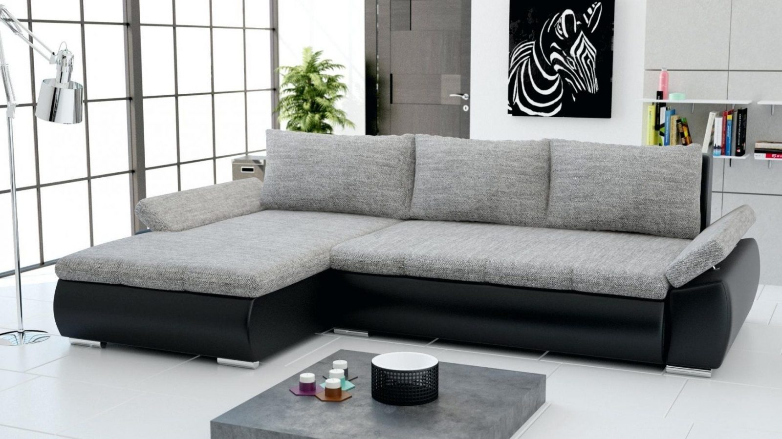 Big Sofa Mit Schlaffunktion Awesome Muster Um Big Sofa Mit