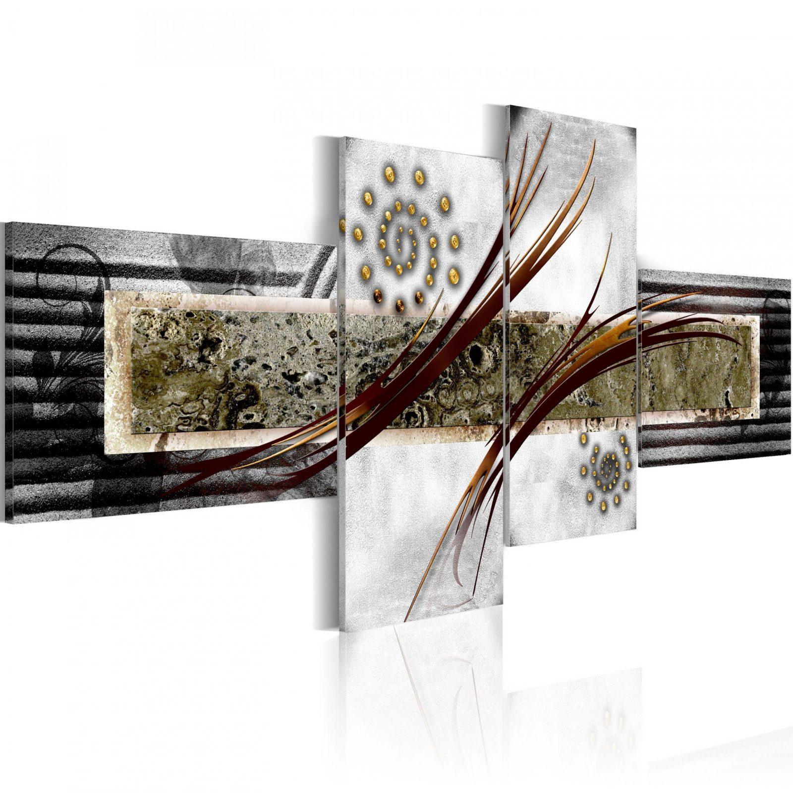 Bild Leinwand Modern Wandbilder Moderne Accessoirs Leinwandbild Foto von Handgemalte Bilder Auf Leinwand Abstrakt Photo