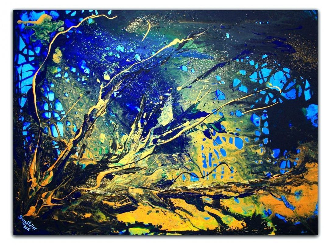 Bilder Abstrakt Selber Malen Beruhmte Abstrakte Kunst Acrylbilder von Acrylbilder Selber Malen Vorlagen Bild
