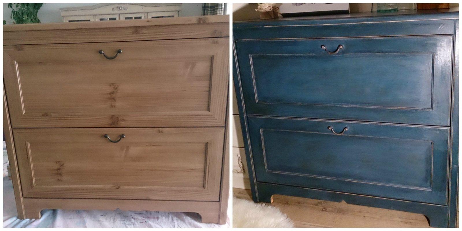 Bilder Diy Möbel Vorher  Nachher von Möbel Aufpeppen Vorher Nachher Bild