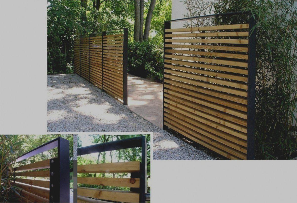 Bilder Moderner Sichtschutz Im Garten Download Millesimeauto von Moderner Sichtschutz Für Garten Photo