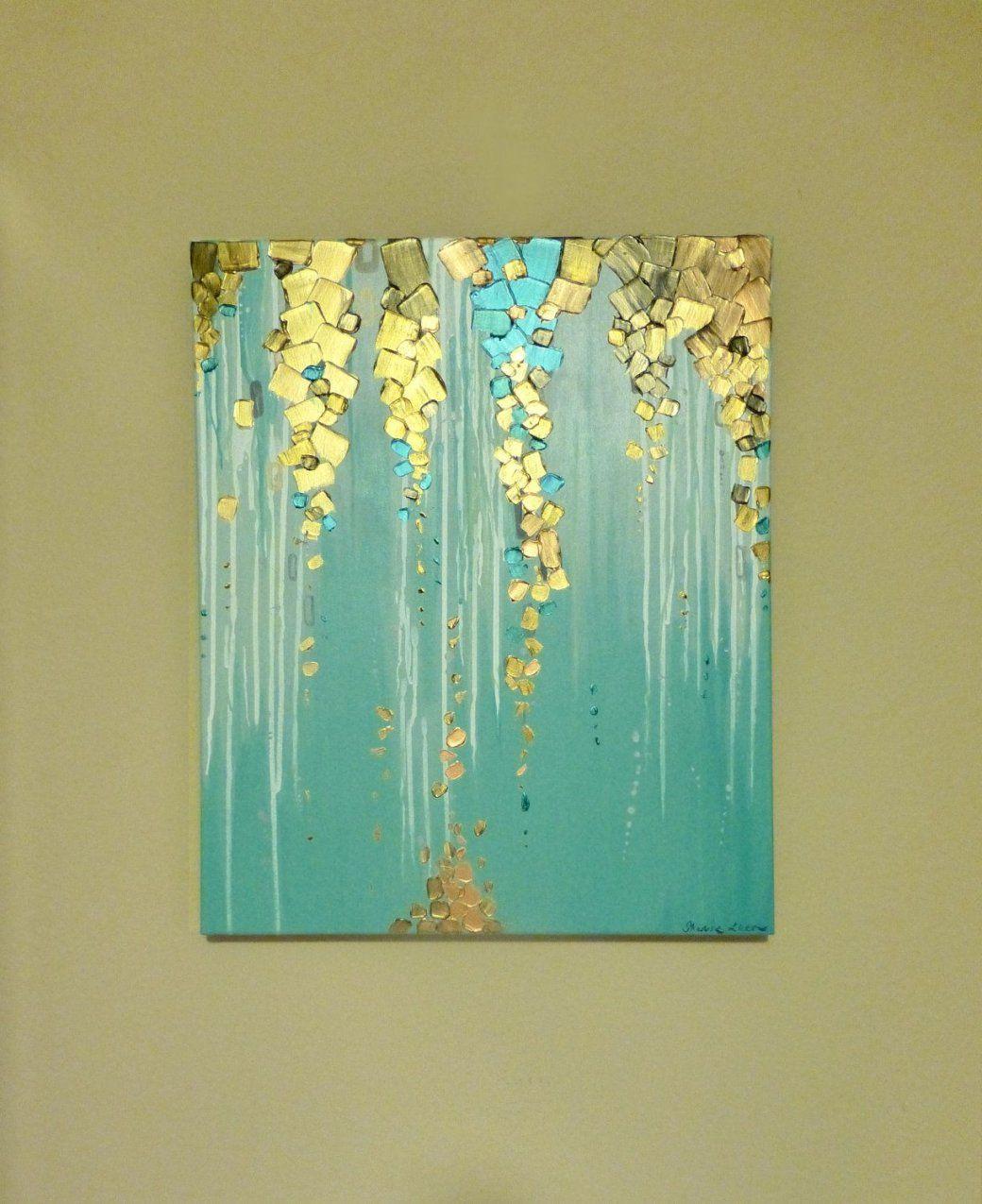 Bilder Selber Malen Modern Mit Original Moderne Abstrakte Malerei von Moderne Bilder Selber Malen Photo