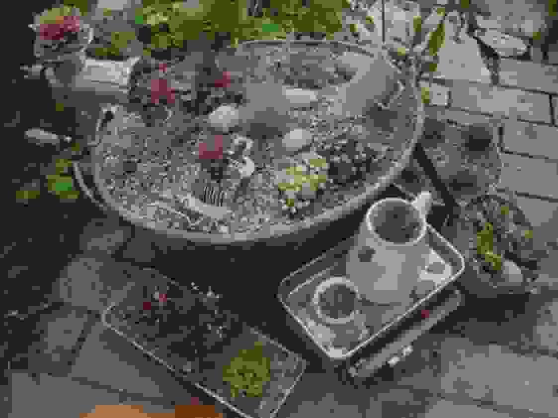 Bilder Von Deko Fr Garten Selber Bauen Gartendeko 45 Tolle Ideen Zum von Dekoration Garten Selber Machen Photo