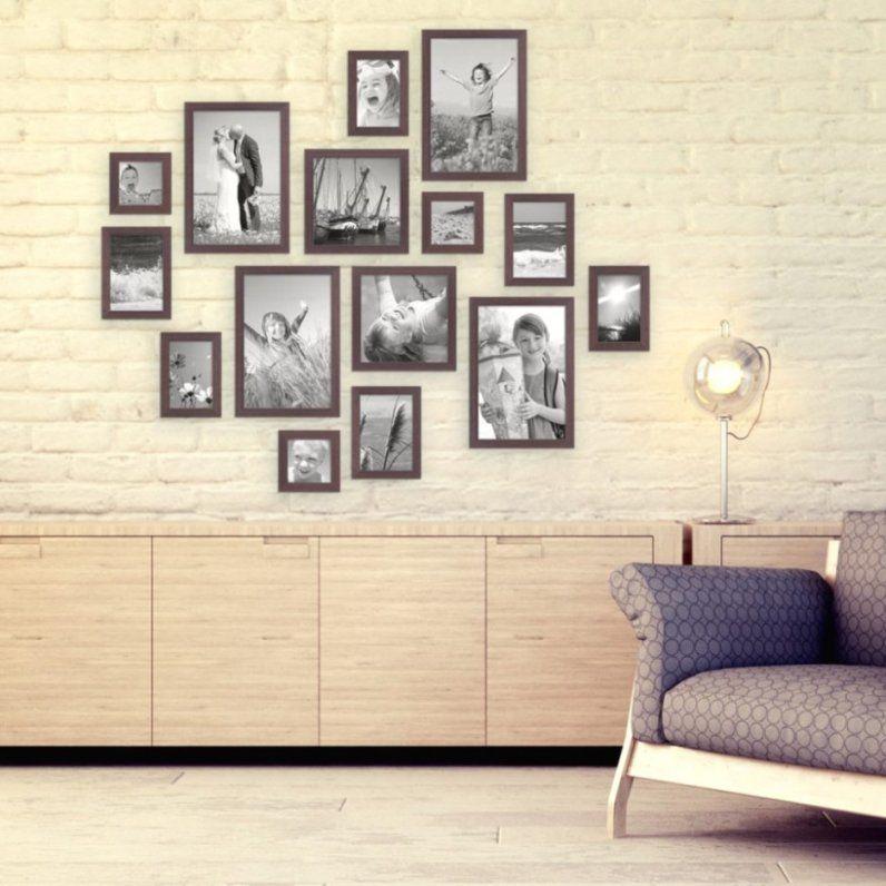 Bilderwand Gestalten Ohne Rahmen Mit Innenarchitektur von Bilderwand Gestalten Ohne Rahmen Bild
