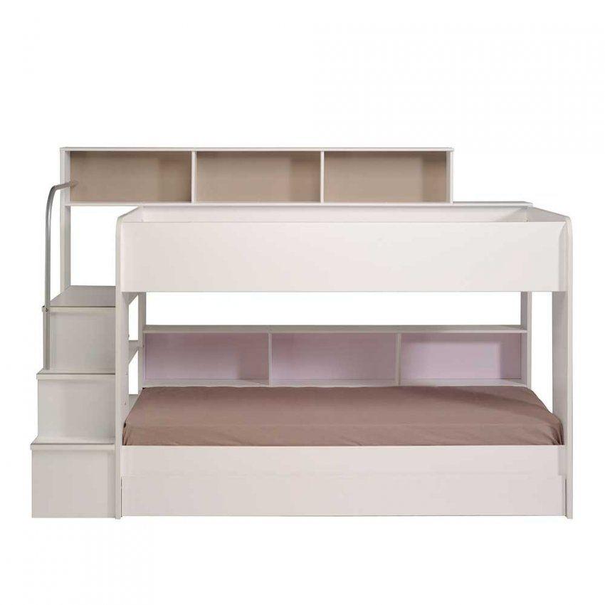 Halbhohes Kinderbett Mit Treppe