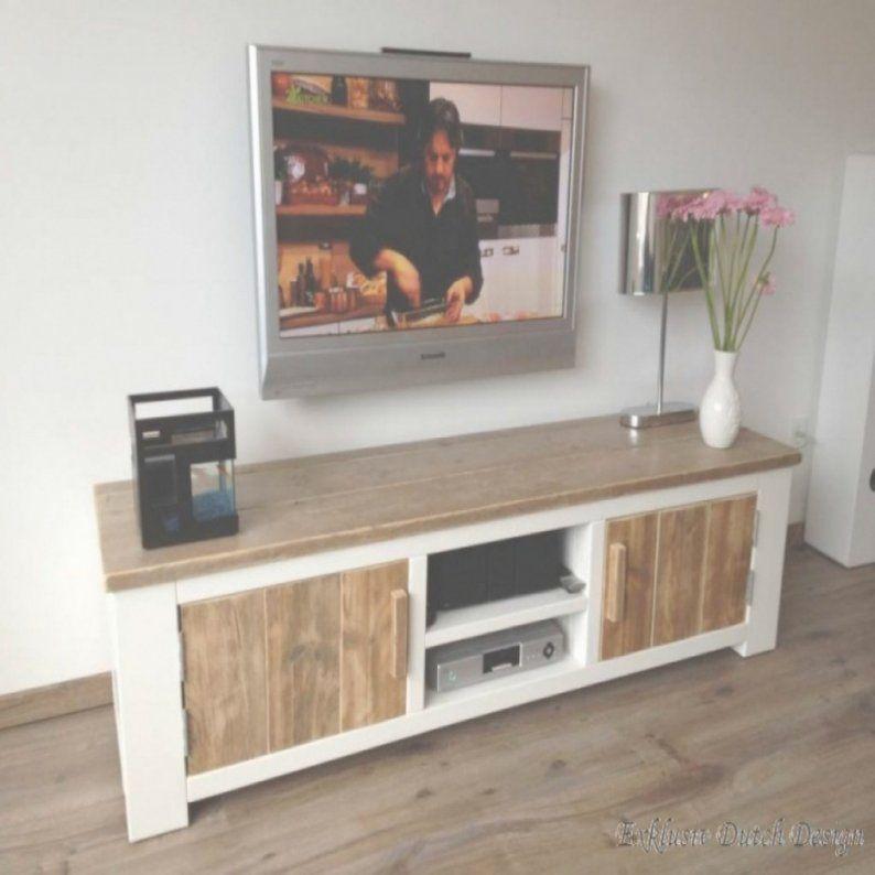 Billig Tv Mobel Holz Selber Bauen Tv Schrank Aus Avec von Tv Möbel Holz Selber Bauen Bild