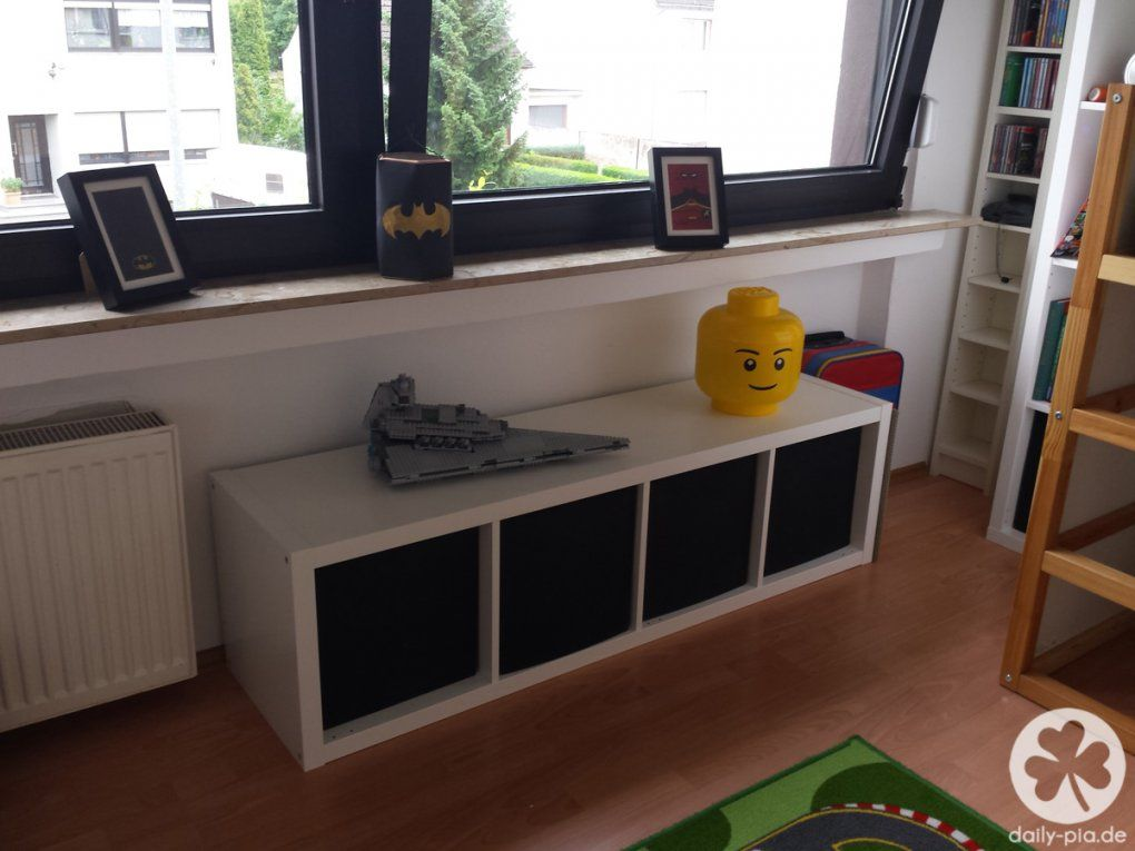 Bis Einer Heult • 12+3 Mal Kinderzimmer von Kinderzimmer Regal Mit Kisten Bild