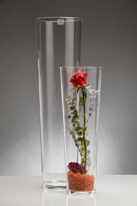 Blog Of Sem Hohe Glasvase Dekorieren Ideen Avec Glas Bodenvase von Hohe Glasvase Dekorieren Ideen Bild