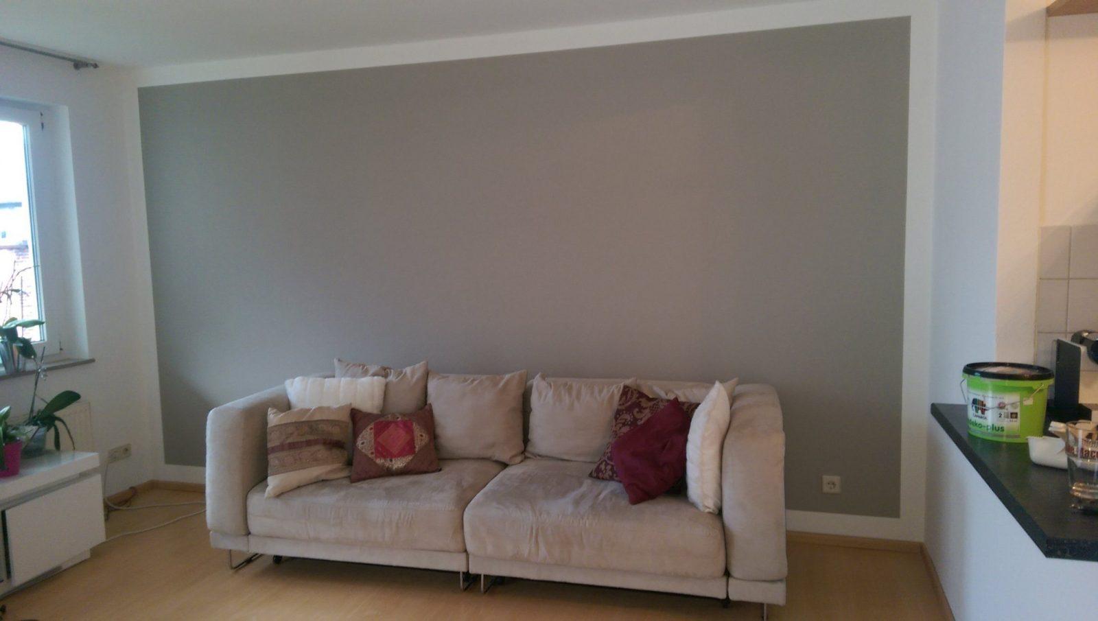 Blog Über Malerarbeiten von Wand Farbig Streichen Rand Lassen Bild ...