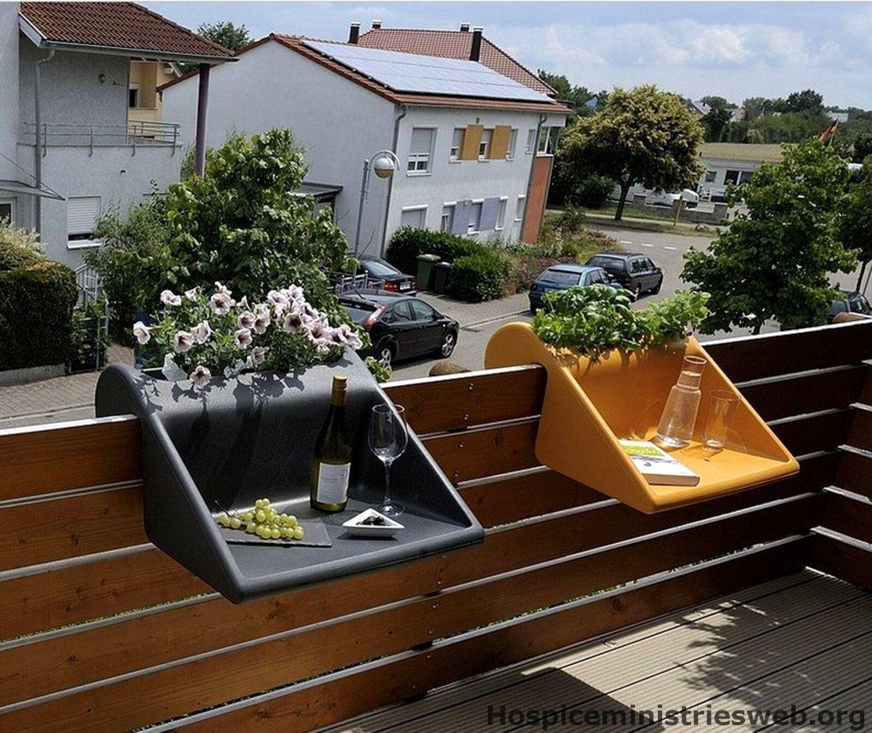 Blumenkästen Balkon Selber Bauen Ideen Wohn Ideen  Backyard von Regal Balkon Selber Bauen Photo