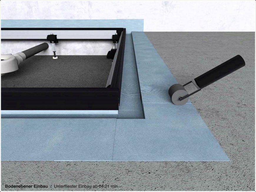 Bodengleiche Dusche Nachträglich Einbauen Atemberaubend Auf Kreative von Bodengleiche Dusche Nachträglich Einbauen Kosten Bild