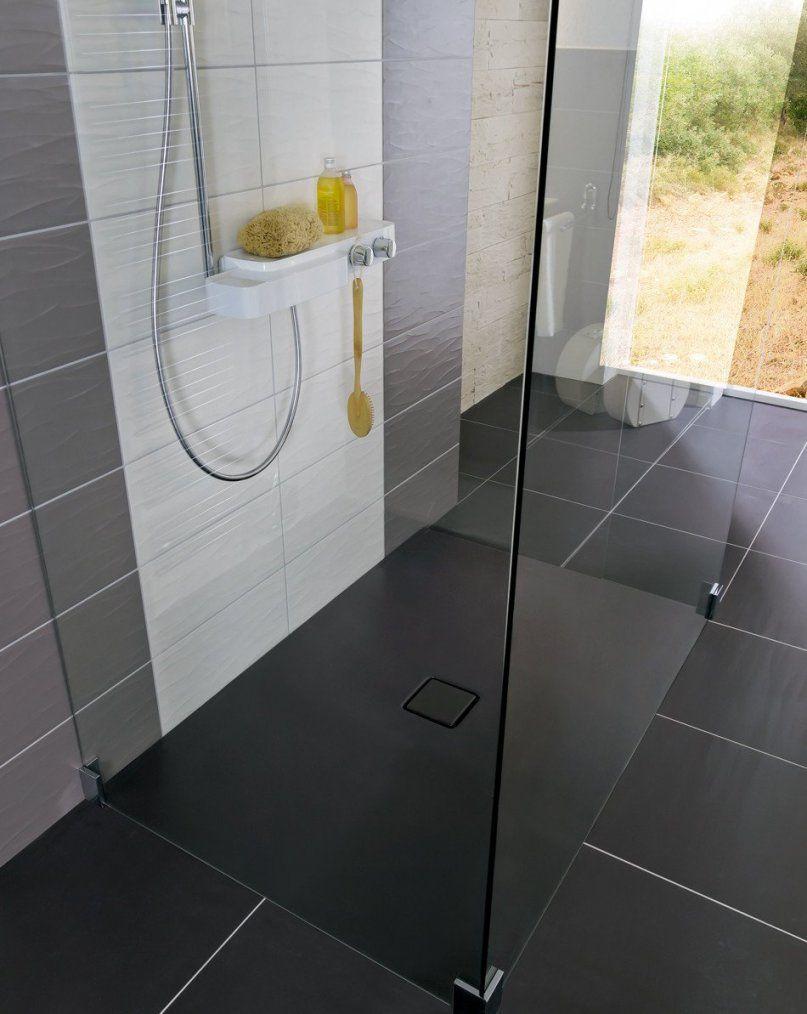 Bodengleiche Duschen  Bad Und Sanitär  Duschen  Baunetzwissen von Ablauf Für Bodengleiche Dusche Photo