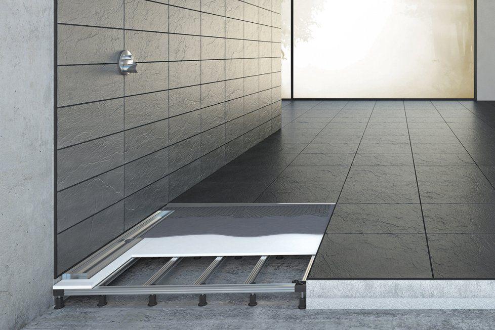 Bodengleiche Duschen – Einfach Tiefer Gelegt von Ablauf Für Bodengleiche Dusche Photo